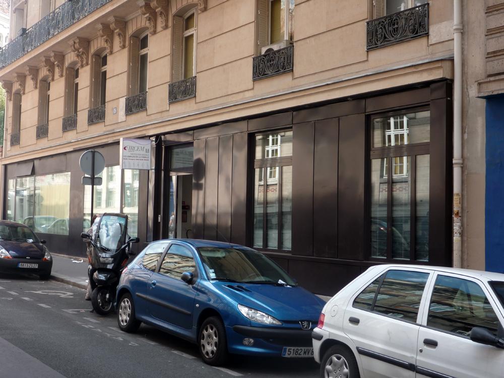 Lg architectures blog archive paris abbeville for Architecte abbeville