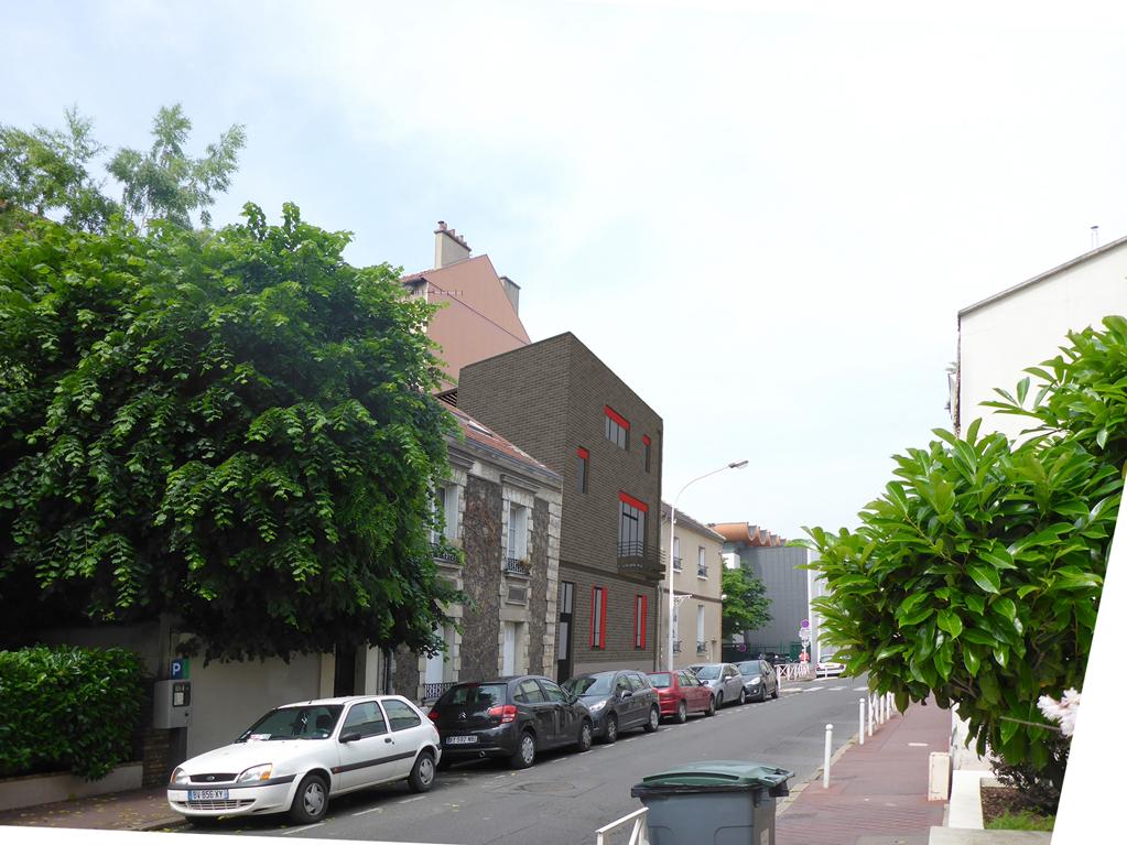 Lg architectures blog archive puteaux richard for Maison de la mode puteaux